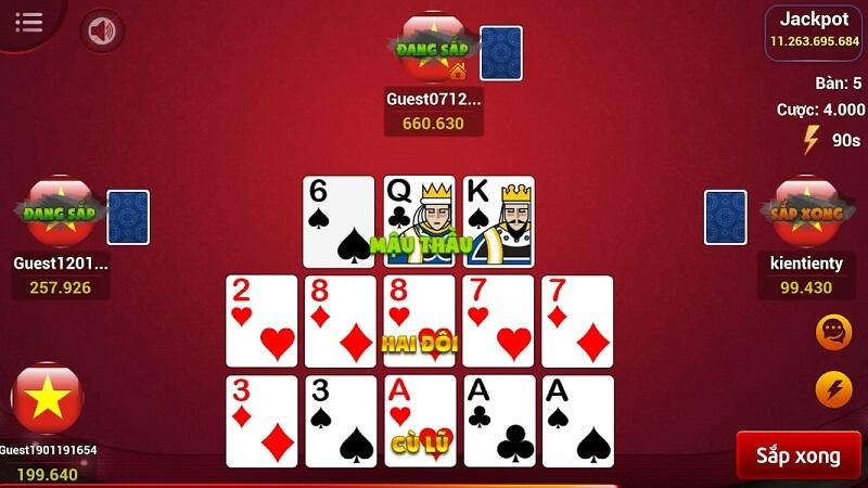 Game Mậu Binh Poker VN - Tuyệt chiêu để giành phần thắng!