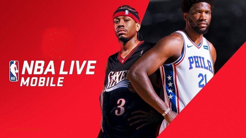 Game NBA Live Mobile Basketball - Hướng dẫn cách chơi và tải về