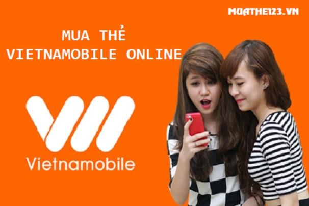 mua thẻ vietnamobile online