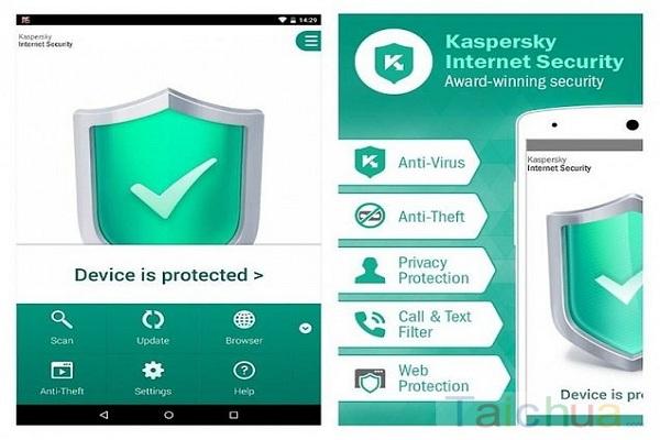 cách diệt virus trên điện thoại android