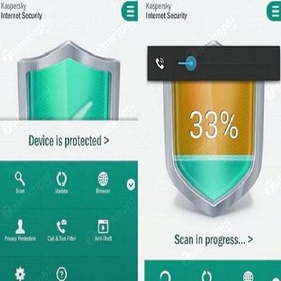 Diệt virus cho điện thoại android cùng phần mềm Kaspersky