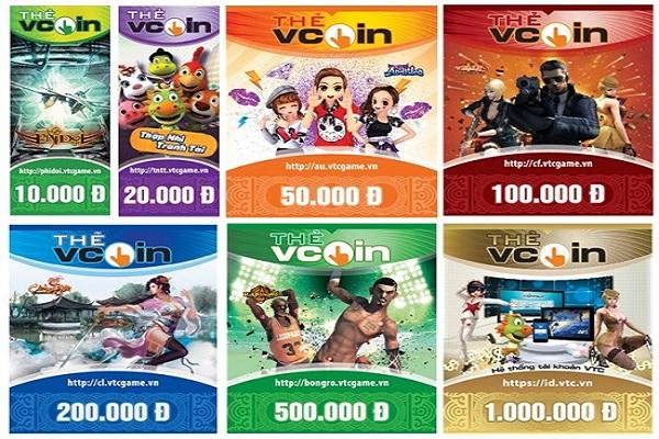 mua thẻ vcoin bằng sms viettel