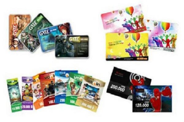 mua thẻ game bằng sim vina