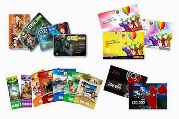 mua thẻ game bằng tài khoản viettel