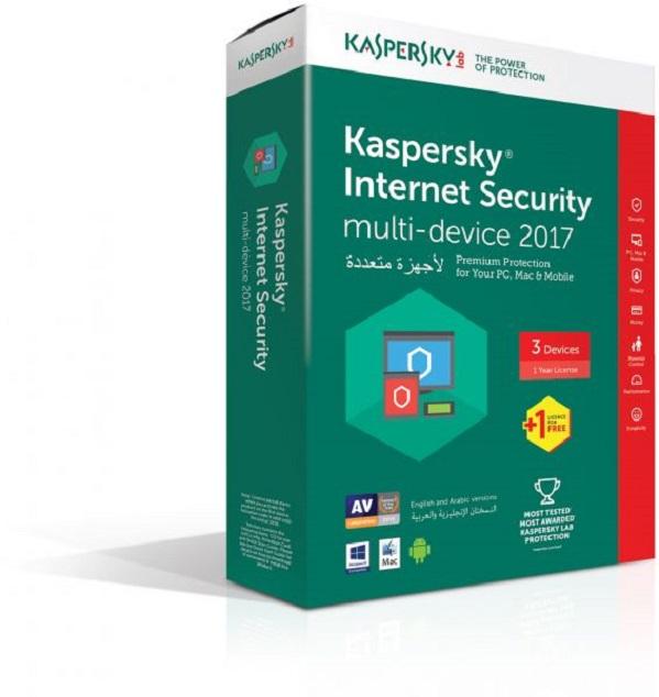 nên dùng kaspersky antivirus hay internet security