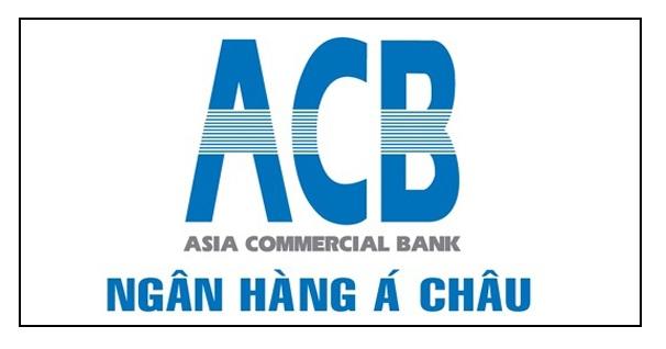 Nạp tiền điện thoại ACB