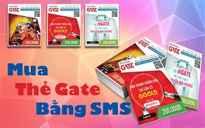 Mẹo mua thẻ Gate SMS Viettel đơn giản và dễ dàng tại Muathe123.vn