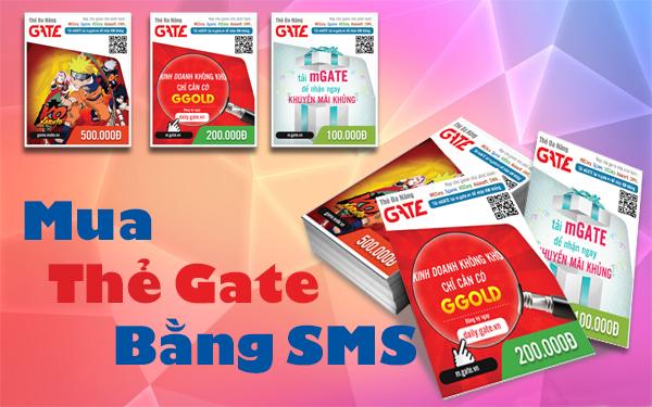 mua thẻ gate SMS Viettel