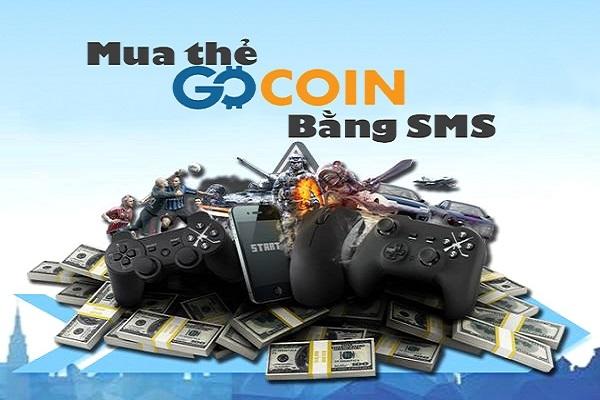 Mua thẻ Gocoin bằng sms nhanh chóng nhất