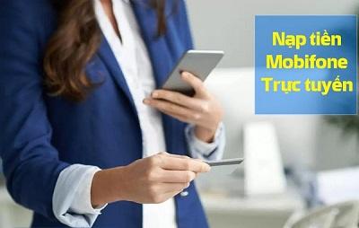 Nạp tiền điện thoại Mobifone qua Vietcombank dễ như ăn kẹo