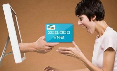 Hướng dẫn mua thẻ Viettel qua Vietcombank đơn giản nhất