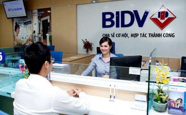 đăng ký internet banking bidv