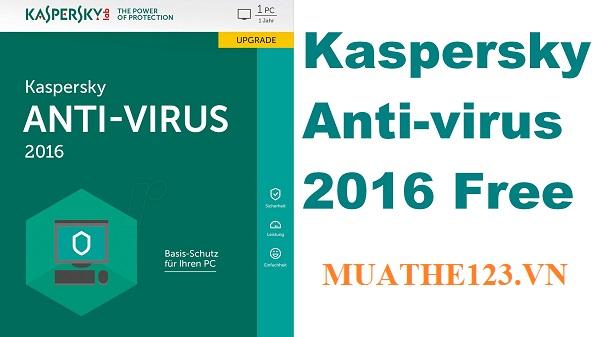 kaspersky antivirus 2016 key