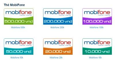 Bật mí cách ngồi tại nhà cũng có thể mua thẻ Mobifone