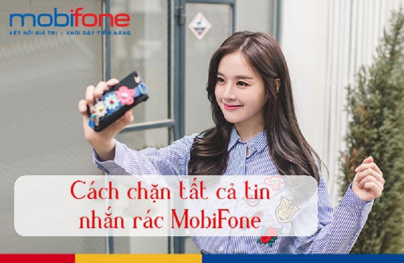 Chặn tin nhắn rác mobifone trong một nốt nhạc!