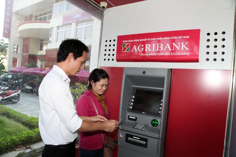 dịch vụ nạp tiền điện thoại của Agribank