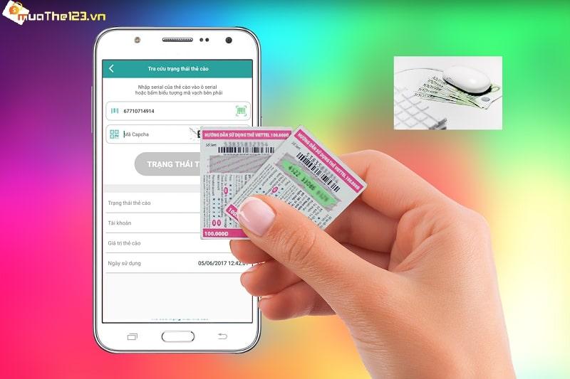 [Mách bạn] Hướng dẫn cách đổi thẻ cào Vinaphone sang Viettel