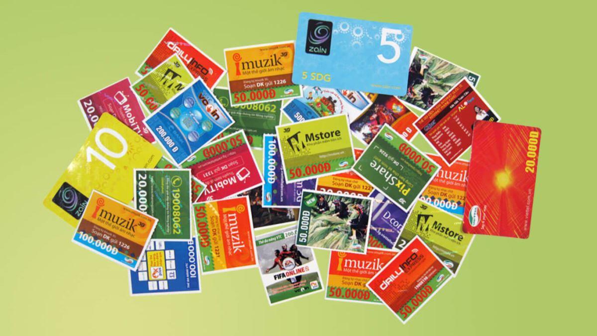 Đổi thẻ cào sang thẻ game-tiện ích thiết thực cho người dùng cần biết