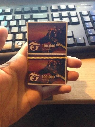 Cách thức nạp thẻ game garena siêu nhanh bằng thẻ điện thoại Viettel