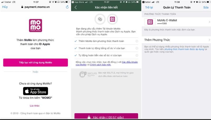 Giới thiệu thêm một số cách thông dụng để nạp tiền vào App Store
