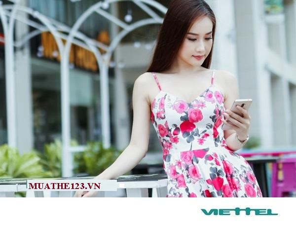 Khuyến mãi nạp mã thẻ Viettel 50%