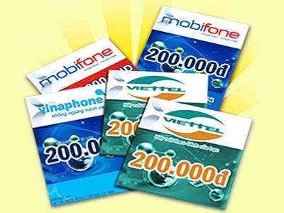 Mua card điện thoại giá rẻ, uy tín, chất lượng nhất ở đâu?