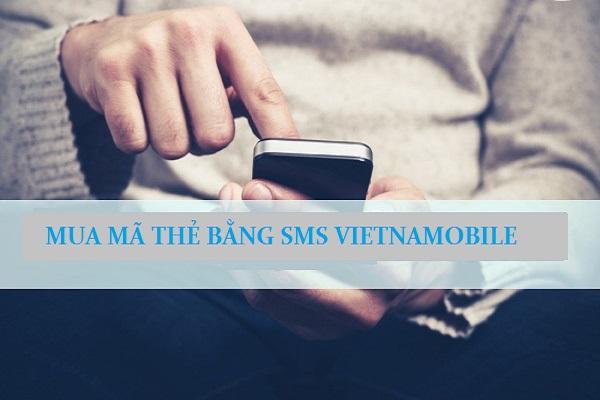 mua mã thẻ bằng sms vietnamobile