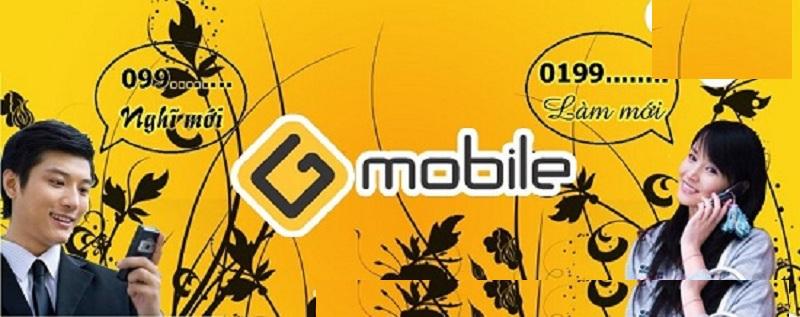 Sức hút của nhà mạng Gmobile đối với những người tiêu dùng