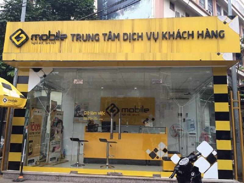 Cửa hàng Gmobile ở Hà Nội