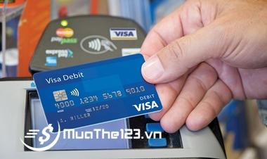 Hướng dẫn mua thẻ cào bằng Visa đơn giản hưởng chiết khấu