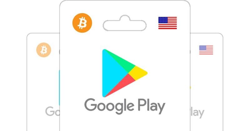 Lợi ích từ việc mua thẻ điện thoại bằng google play