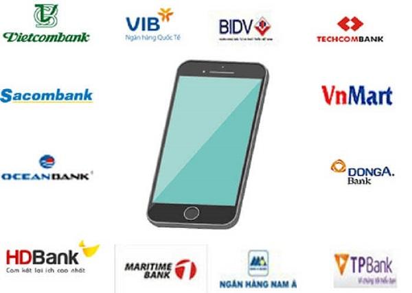 Mua thẻ điển thoai bằng tài khoản ngân hàng như thế nào?