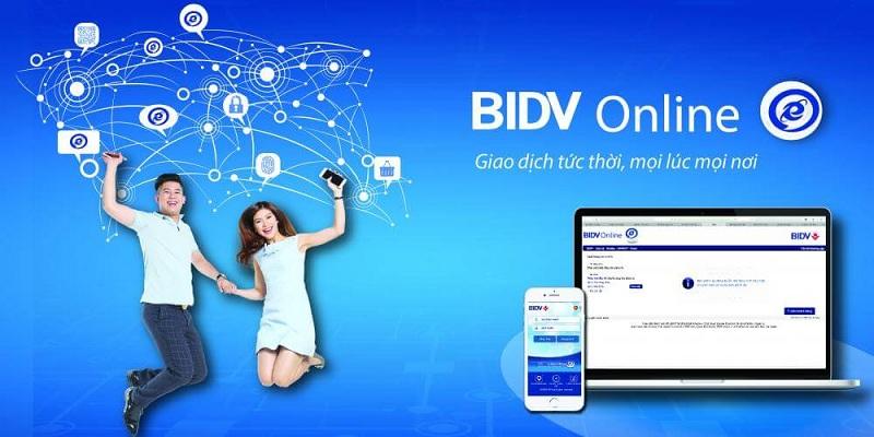 Hướng dẫn mua thẻ điện thoại qua BIDV vô cùng thuận tiện