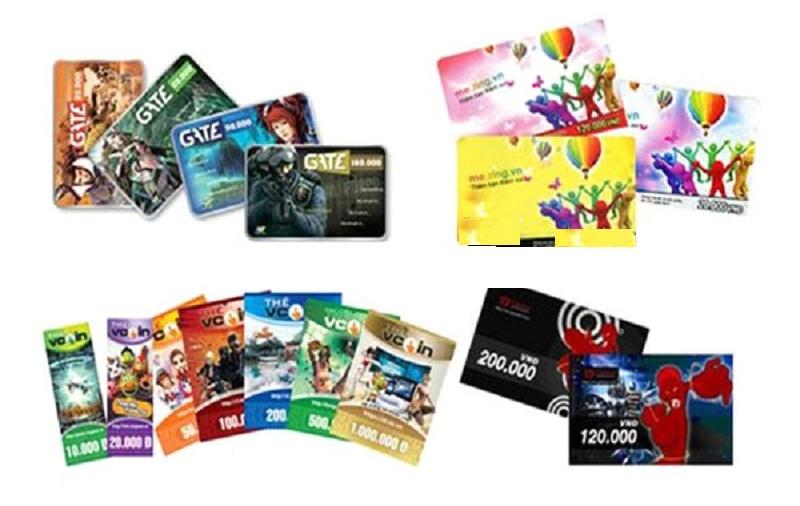 Những lợi ích khi mua thẻ cào game bằng tài khoản điện thoại