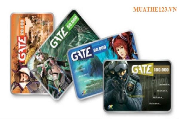 Mua thẻ game online trực tuyến