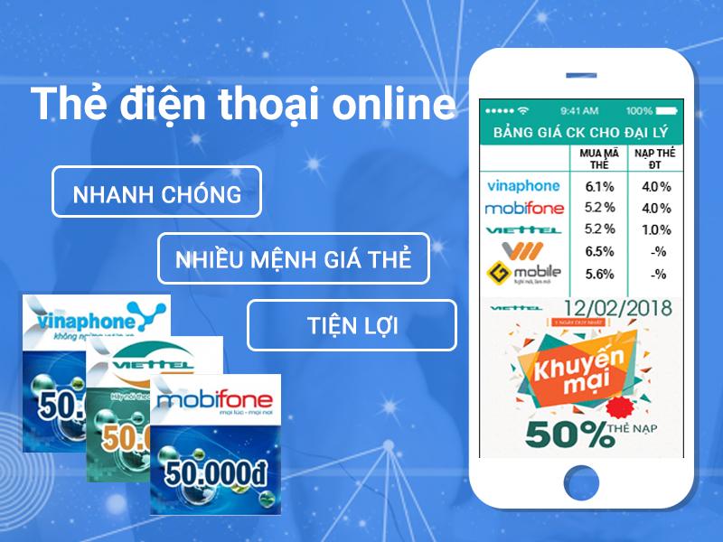 Cách mua mã thẻ viettel bằng sms nhanh nhất