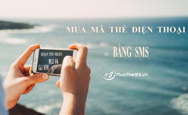 Mua thẻ bằng SMS