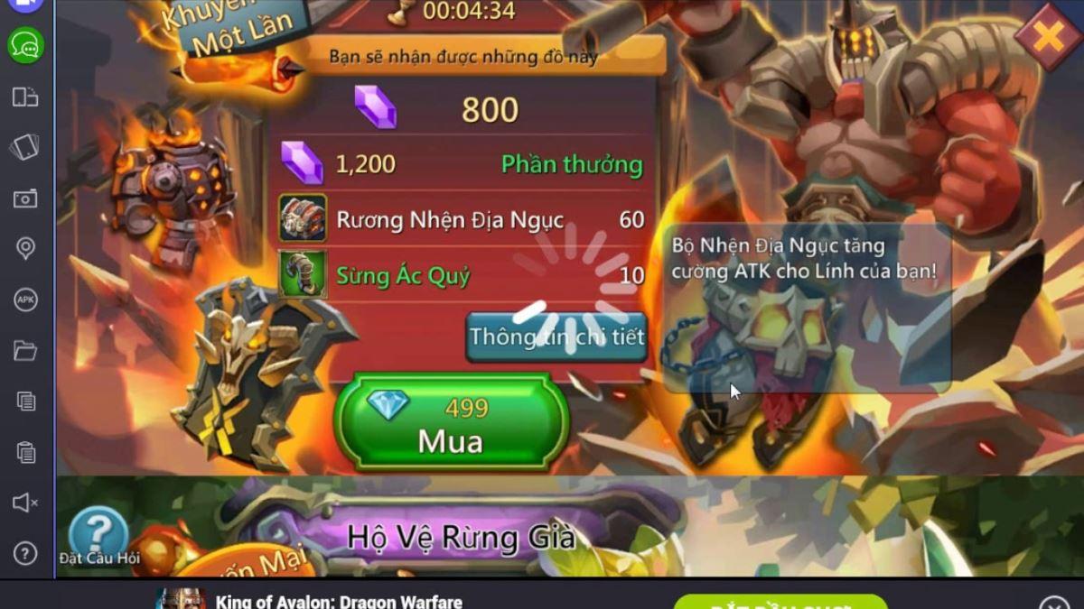 Đôi lời về tựa game Lord Mobile
