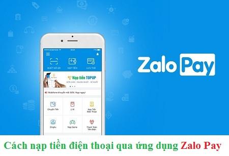 Hướng dẫn cách nạp thẻ điện thoại Viettel bằng ứng dụng thanh toán di động