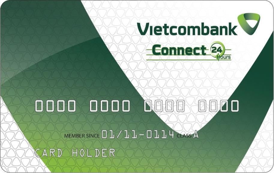 nạp tiền điện thoại qua Vietcombank