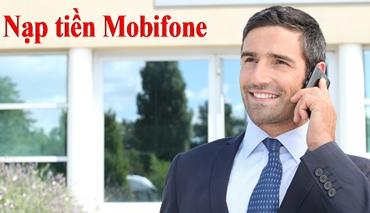 Hướng dẫn cách nạp tiền Mobifone đơn giản và dễ dàng nhất