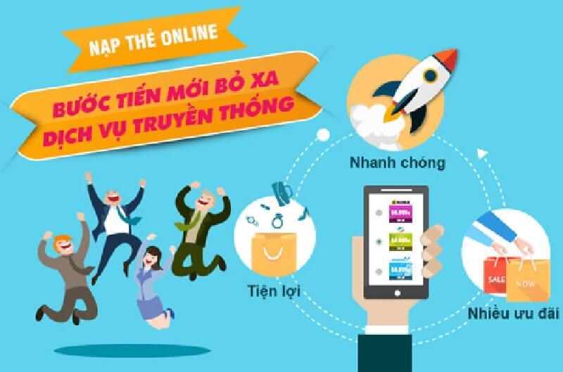 Nạp tiền Vinaphone 3G