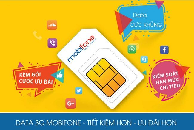 Hướng dẫn cách nạp thẻ 3G mobifone chi tiết