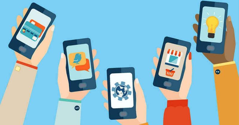 Sự ra đời của ứng dụng mua thẻ điện thoại trong thực tế