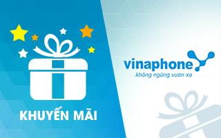 Chương trình khuyến mại Vinaphone Tháng 01/2019